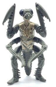 Vintage Swamp Thing Transducer Action Figure Kenner Praying Mantis