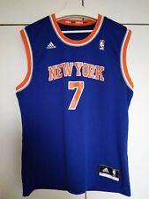 NEW YORK KNICKS CARMELO ANTHONY #7 ADIDAS  BASKETBALL JERSEY SHIRT Size Medium