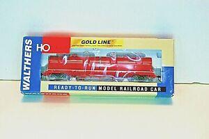 WALTHERS HO CP Rail CUSHION COIL CAR- ANGLED HOODS RD# 313520