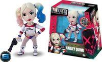 Metals Die-Cast - Suicede Squad - Harley Quinn Caution ca. 15 cm Groß NEU M117