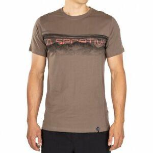 50-60% OFF RETAIL La Sportiva Landscape T-Shirt - Men's Climb Hike Active Casual