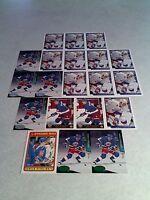 *****Harijs Vitolinsh*****  Lot of 20 cards.....5 DIFFERENT / Hockey