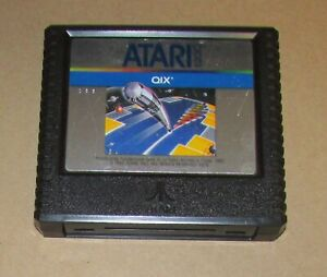Qix for Atari 5200 Fast Shipping! Authentic