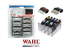 Wahl BARBER,HAIRSTYLIST Stainless-Steel Cutting Guide 8 COMB SET*Fit Rapid Fire