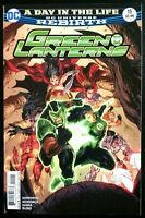 GREEN LANTERNS #15 (2017 Rebirth DC Comics) ~ VF/NM Comic Book