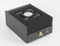 NEW 50W UHF400-470MHZ Ham Radio Power  amplifier  Interphone