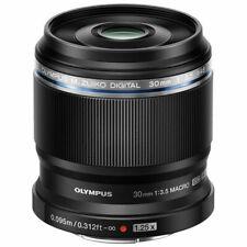 Olympus Zuiko 30mm f/3.5-22.0 Macro Lens
