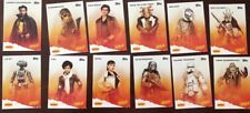 Topps Dennys Solo Limited Edition 12 Card Set. Brand New. FREE P+P