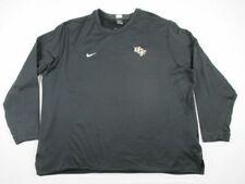 NEW Nike UCF Knights - Men's Black Dri-Fit Pullover (4XL)