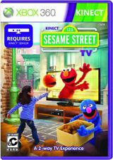 Sesame Street TV Kinect (Microsoft Xbox 360) - NEW - FREE SHIPPING ™
