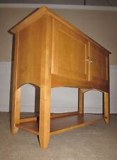 ETHAN ALLEN ELEMENTS COLLECTION MAPLE SERVER, BUFFET, SIDEBOARD 27-6225 FAWN FIN
