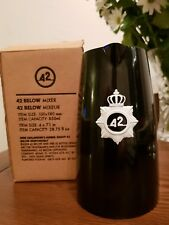 42 Below Zero Vodka 850ml mixer jug new and boxed