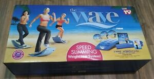 The Wave by The Firm Step Fitness Exercise System Home Gym Workout w/ DVD