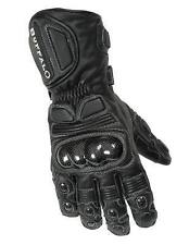 Leather All Buffalo Motorcycle Gloves