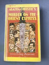 Murder on the Orient Express/Calais Coach 1940 1st PocketEdition Agatha Christie