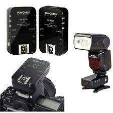 2PCS Yongnuo YN-622N Wireless i-TTL Flash Trigger 1/8000s For Nikon DSLR Camera