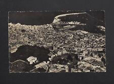 TANGER (MAROC) VILLE en vue aérienne en 1955