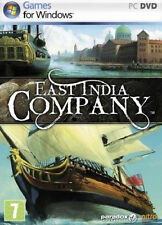 21245// EAST INDIA COMPANY JEUX PC NEUF PC DVD