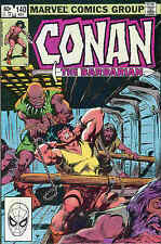 Conan the Barbarian # 140 (John Buscema) (États-Unis, 1982)