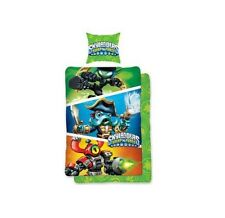 SKYLANDERS SWAP FORCE TRI SINGLE BED DUVET COVER SET QUILT COVER SET