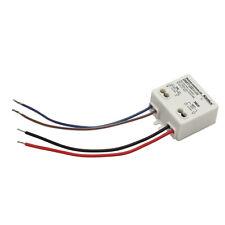6W LED Transformator 12V DC 0,5A Trafo Netzteil für LEDs SMD 0-6W DRIFT 18040