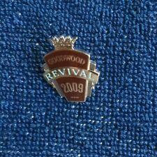 Motor racing badge Goodwood Revival 2009