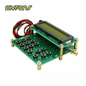 ADF4351 Signalquelle VFO-Frequenzoszillator 35-4000 MHz Digitales LCD-Display