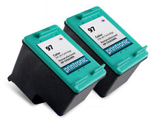 Recycled HP 97 (C9363WN) Color for HP OfficeJet 7310 7410 7210 2PK