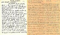 II GUERRA MONDIALE 1942  LETTERE D'AMORE TRA UN UFFICIALE E LA SUA DONNA - 114
