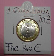 1 EURO ITALIA 2013(2) FDC -UNCIRCULATED  RARISSIMA SIGILLAT OBLO  COMPRA SUBITO