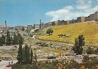 BR49874 Jerusalem old city wall and citadel   Israel