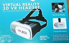 3D VR VIRTUAL REALITY HEADSET SUPPORT VARIOUS PHONE FOR MOVIES GAME
