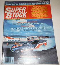 Super Stock Magazine Jerry Ruth & Hank Johnson April 1977 080914R