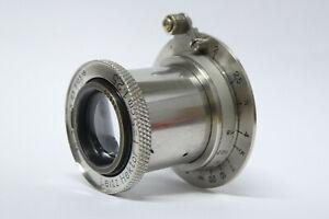 Leica / Leitz Hektor 2,5 / 5 cm  Objektiv M39  gebraucht 94809