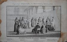 Original vor 1800 Originaldrucke (bis 1800) aus Großbritannien mit Porträt & Persönlichkeiten