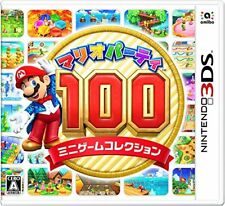New 3DS Mario Party 100 Mini Game Collection From japan