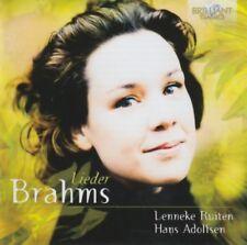 Johannes Brahms - Lieder (Ruiten/Adolfsen) CD