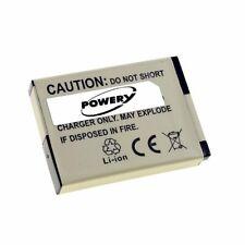 Akku für Samsung Typ SLB-10A 3,7V 1050mAh/3,9Wh Li-Ion Schwarz