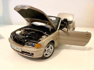 BMW E46 1:18 Scale Diecast RARE