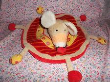 ♥ Schmusetuch Sterntaler Maus groß ❤️ 🍄🍁🌿🍃🍄