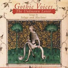 [NEW] CD: GOTHIC VOICES: THE UNKNOWN LOVER: SONGS BY SOLAGE AND MACHANT