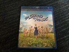Sound of Music 50TH ANNIV. EDIZIONE, Blu-ray/DVD, 3-DISC SET-con suono della città