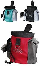 Trixie Activity Bag with Easy Dog Bag Dispenser & Treat Pouch + 20 Bags 32283