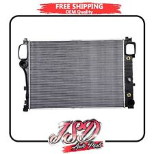 CU2875 Radiator for 07-10 Mercedes Benz C216 W221 S550 S600 S65 CL550  CL65 AMG