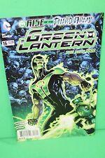 Green Lantern #16 Rise of Third Army Comic DC Comics New 52 VF