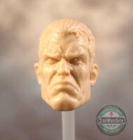 "ML019 Custom Cast sculpt male head use with 6"" Marvel Legends Figures"
