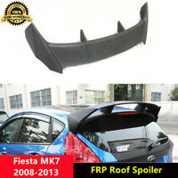 Fiesta MK7 Rear Roof Spoiler Wing for Ford Fiesta MK7 Hatcback 2008-14 Unpainted