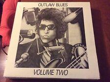 Outlaw Blues Volume Two - A Tribute To Bob Dylan LP  Mint/ex+ Uk Press Rarissimo