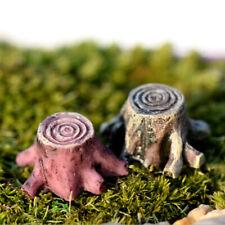 Random Color Fairy Garden Miniatures Accessory Resin Craft Micro House Decor 1PC