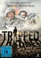 TRAPPED-IN DER FALLE (PASCAL ELBE, LAURENT LUCAS,...)  DVD NEU
